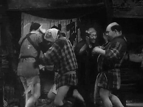 Kurosawa's  The Lower Depths (1957)  song