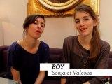 """Les obsessions des filles de """"BOY"""""""