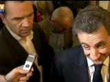 """""""Rassemblement Justice 2012"""" : propositions de Sarkozy à l'égard des victimes"""