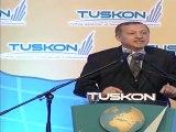 31 Mart 2012 Başbakan Erdoğan TUSKON genel kurulunda konuştu Full Kalite tek parça
