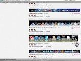 tuto pour modifier sa barre d'application sur macbook