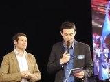 Meeting Nicolas Sarkozy avec les Jeunes de L'UMP - ext.4 Mickaël Camilleri