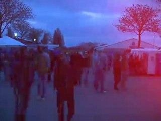 Time Warp Mannheim 2012 - Einlass