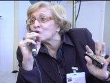 Interview de Zohra Drif, sénatrice algérienne et ancienne membre du FLN