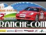 32EME RALLYE DE FRANCHE-COMTE ES 1 2EME  PARTIE