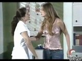 ESMERALDA - Esmeralda dá um tapa na cara de Patrícia