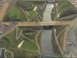 London 2012 Olympics Parklands Ariel Views