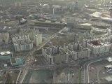 London 2012 Olympics Athletes Village Ariel Views