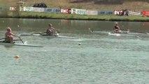 Championnats de France bateaux courts 2012 - Demi-finales senior femmes