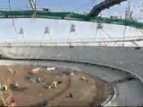London 2012 Olympics Olympic Stadium Time-Lapse