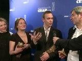 Meilleur Son – Olivier Hespel, Julie Brenta, Jean Pierre Laforce pour L'EXERCICE DE L'ETAT