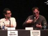 Quentin Tarantino Celebrity Director Interview SBIFF