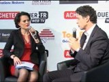 Interview Jean-François Battoue - GDF SUEZ Service habitat - Salon de l'immobilier Paris 2012
