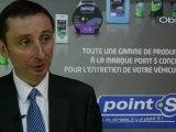 Interview de Christophe Rollet, franchise Point S