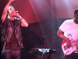 Pigeon John en concert sur la scène du festival Chorus 2012