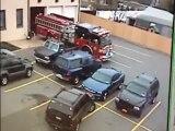 Régis pompier en retard