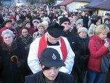 Droga Krzyżowa ulicami Chmielnika - 30 marca 2012r./ piątek/