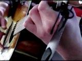Nicolas Ehretsmann en concert Live à Ventenac en Minervois 1er avril 2012