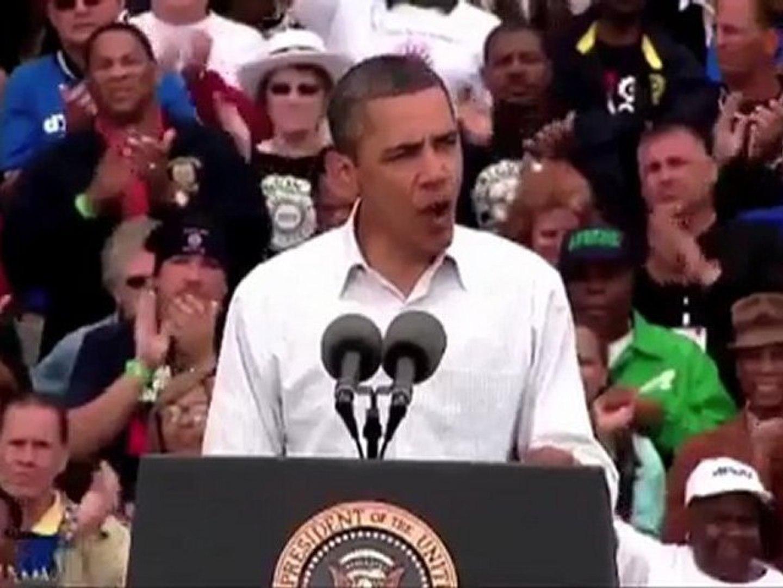 Humour Barack Obama reprend LMFAO !!