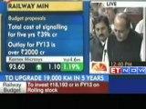 Railway Minister - Dinesh Trivedi - Have set up Indian Railways Stations Development Corp