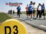 ArcelorMittal Florange : dans les pas des marcheurs vers Paris