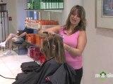 Hair Care - Blow Drying Damaged Hair