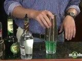 Vodka Drinks - How to Make a Vodka Grasshopper