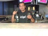 Flair Bartending - Pouring Drinks