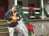 Outdoor Holiday Decorations - Garlands & Wreaths