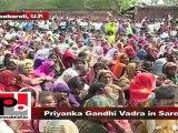 Priyanka Gandhi Vadra in Sareni (Raebareli) BJP, SP, BSP ignored the state and the people