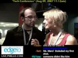 Andy and Molly Stanberry live at Gnomedex