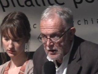 Meeting des 39, 17 mars 2012 à Montreuil : Coret - le scientisme-3