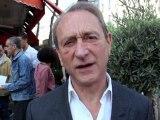 Bertrand Delanoë soutient Sandrine Mazetier