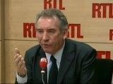 """François Bayrou sur RTL : """"La vérité, c'est qu'il y a une entente clandestine entre François Hollande et Nicolas Sarkozy pour ne pas débattre"""""""