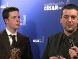 Meilleur Film d'Animation - Joann Sfar, Antoine Delesvaux pour LE CHAT DU RABBIN