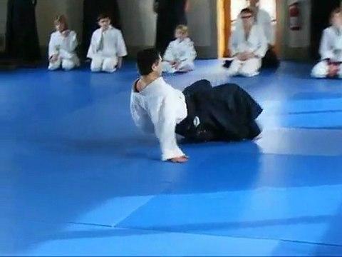 Aikido zoo-ukemi   állati gurulások - YouTube