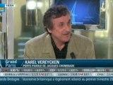 Karel Vereycken sur le projet économique de Jacques Cheminade