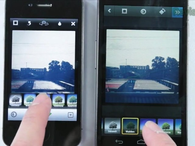Instagram for Android is Finally Here: iOS Vs. Android Side by Side - Snapp