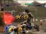 Tekken 6 Ranked Match Dragunov vs Heihachi