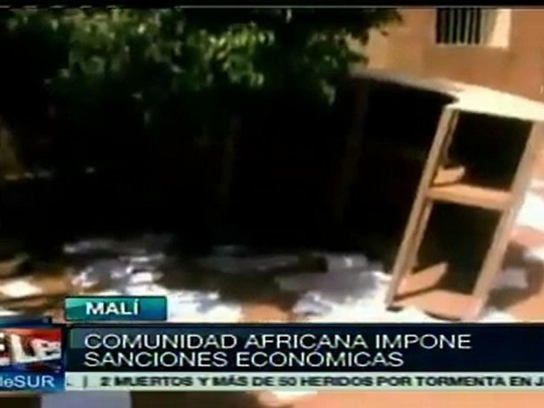 Incierta, situación que vive Malí tras el golpe de Estado