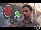 Yemen, graffiti sui muri di Sanaa per voltare pagina. Mourad Subai, dopo gli slogan politici, torna a fare arte