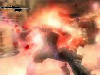 Trailer Pack DLC 1 de Ninja Gaiden 3