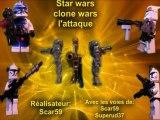 Bande Annonce : Star wars clone wars : l'attaque