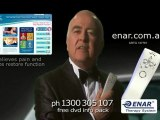 ENAR Therapy - 007 TV ad Sean Connery?