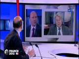 Pierre Moscovici dans l'émission France2012, sur TV5MONDE
