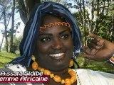"Femme Africaine ""Fetival Tabital Pulaaku Belgique 2012"" Ledoux paradis ""Télé SPI"""