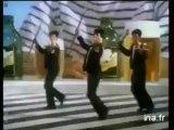 La chanson La publicité (1984) megamix pubs 80's