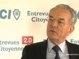 La JCEF rencontre Jean Arthuis, conseiller de François Bayrou 04 avril 2012