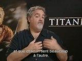 Cinéma : Titanic. Interview de John Landau. La relation de travail entre John Landau et James Cameron