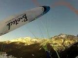 Acro Paragliding - Team Asynchron @ Stubaicup2012